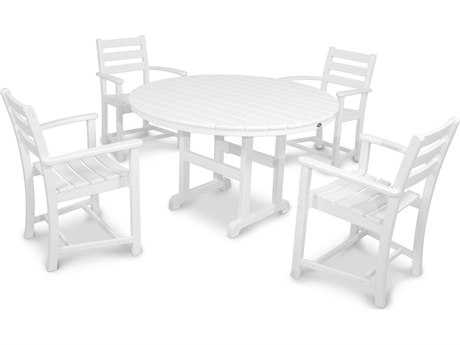 Trex® Monterey Bay Recycled Plastic 5-Piece Dining Set