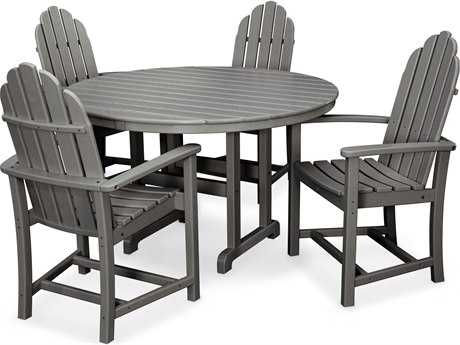Trex® Outdoor Furniture Cape Cod 5-Piece Dining Set in Stepping Stone