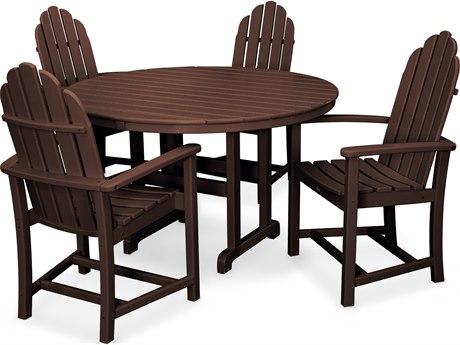 Trex® Outdoor Furniture Cape Cod 5-Piece Dining Set in Vintage Lantern