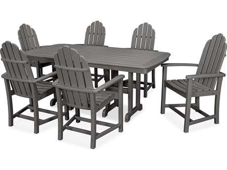 Trex® Outdoor Furniture Cape Cod 7-Piece Dining Set in Stepping Stone