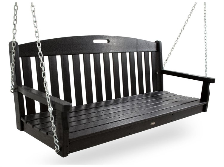 Trex® Outdoor Furniture™ Yacht Club Recycled Plastic 60'' Swing