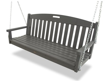 Trex® Outdoor Furniture Yacht Club Swing in Stepping Stone
