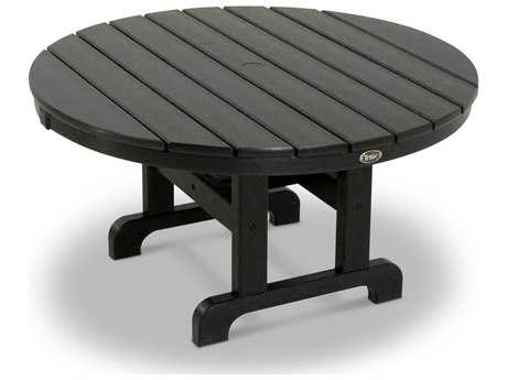 Trex® Cape Cod Recycled Plastic 36 Round Conversation Table