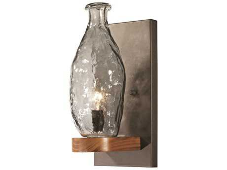 Trans Globe Lighting Rustic lodge Black Wall Sconce
