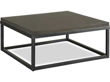 Universal Furniture Berkeley-3 40'' Square Brownstone Cocktail Table
