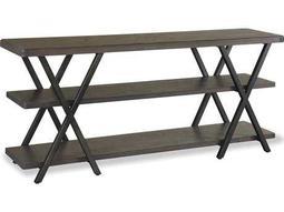 Universal Furniture Berkeley-3 72''L x 18''W Rectangular Brownstone TV Stand