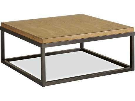 Universal Furniture Berkeley-3 40'' Square Loft Cocktail Table