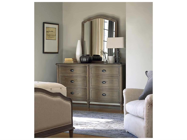 Universal Furniture Devon 34 W X 40 H Studio Wall Mirror