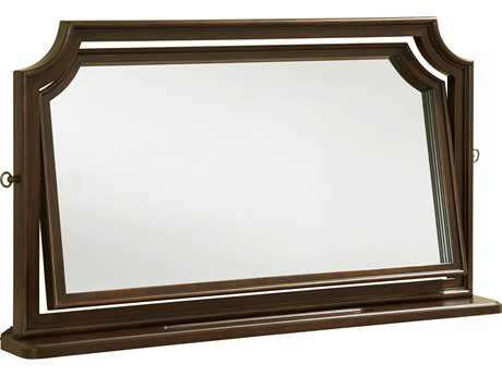 Universal Furniture Proximity 46''W x 26''H Rectangular Sumatra Dressing Mirror