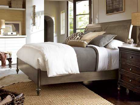 Universal Furniture Proximity Sumatra Urban Sleigh Bed Bedroom Set