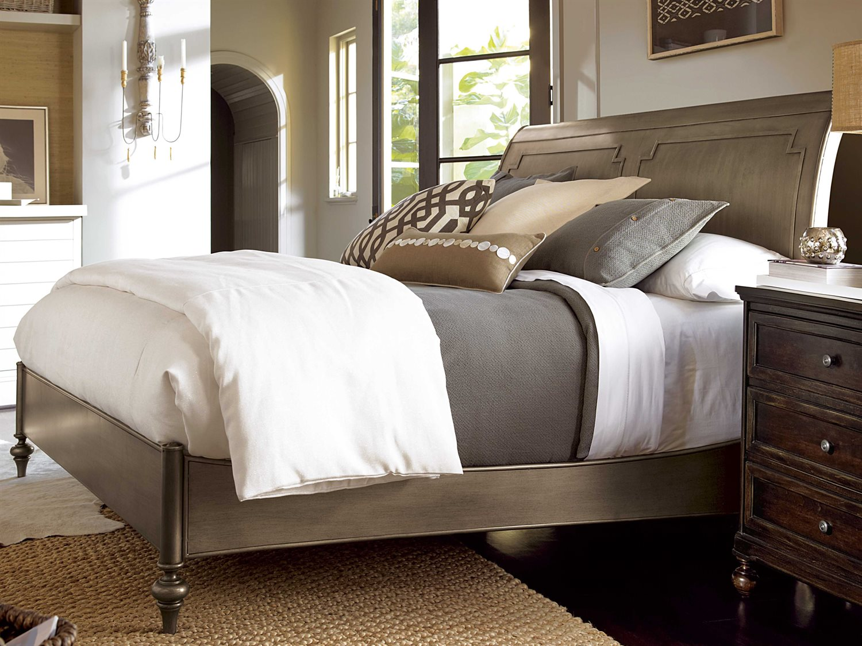 Universal Furniture Proximity Sumatra Urban Sleigh Bed Bedroom Set Uf356310bset