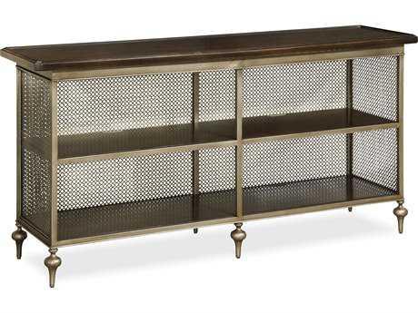 Universal Furniture Proximity 60''L x 16''W Rectangular Sumatra Console Table