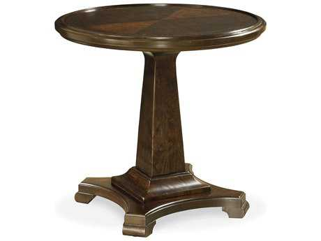 Universal Furniture Proximity 30'' Round Sumatra Pedestal Table