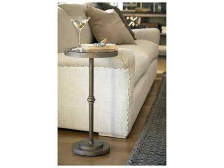 Universal Furniture Proximity 12'' Round Sumatra Pedestal Table