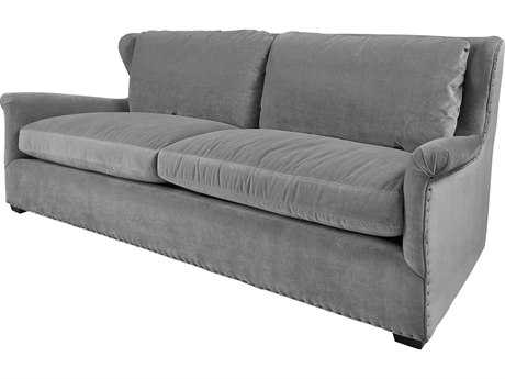 Universal Furniture Curated Grey Cloud Connor Sofa