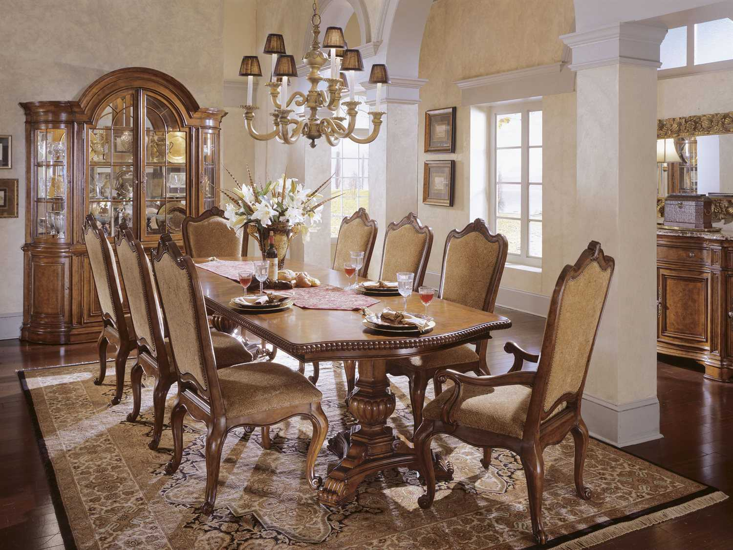 Universal Furniture Villa Cortina Dining Side Chair (Sold in 2) | UF409638RTAC