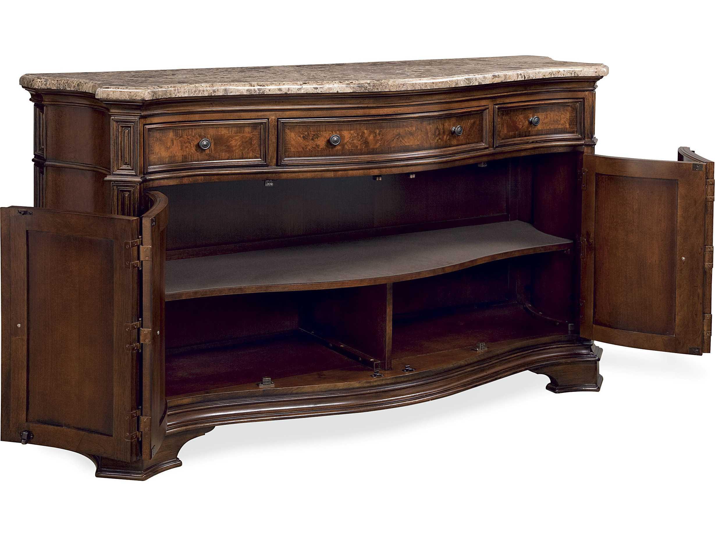 Villa Cortina Bedroom Furniture: Universal Furniture Villa Cortina 68''L X 23''W Buffet