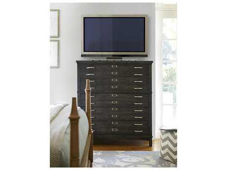 Universal Furniture Moderne Muse 46''L x 19''W Cobalt TV Unit