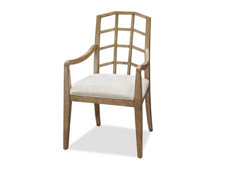 Universal Furniture Moderne Muse Bisque Dining Arm Chair (Sold in 2)