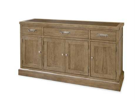 Universal Furniture Moderne Muse 75''L x 21''W Bisque Sideboard