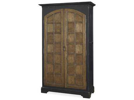 Universal Furniture New Bohemian Slate Wardrobe Armoire