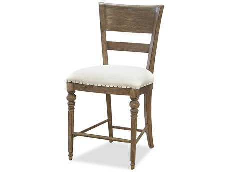 Universal Furniture New Bohemian Oak Counter Chair (Sold in 2)