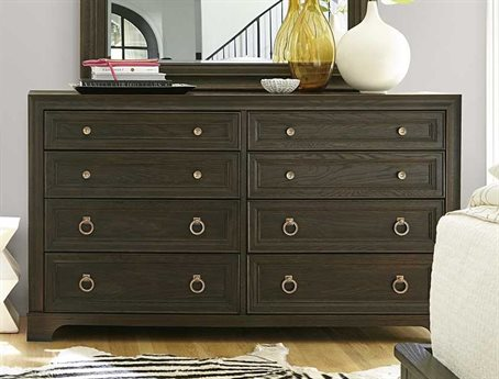 Universal Furniture California Hollywood Hills Double Dresser