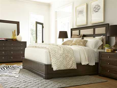 Universal Furniture California Hollywood Hills Panel Bed Bedroom Set