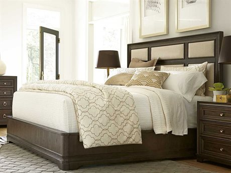 Universal Furniture Hollywood Hills California King Size Panel Bed