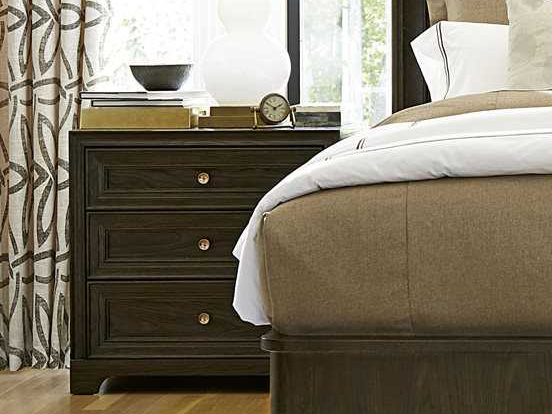 Universal Furniture California Hollywood Hills Panel Bed Bedroom Set ...