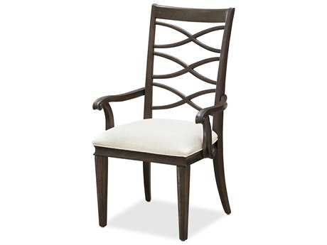 Universal Furniture California Hollywood Hills X-Back Dining Arm Chair (Sold in 2)
