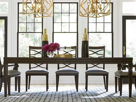 Universal Furniture California 114''L x 43''W Rectangular Hollywood Hills Dining Table