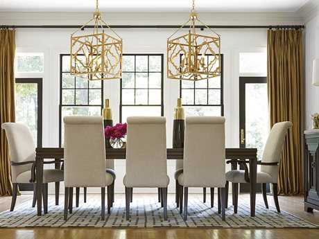 Universal Furniture California Hollywood Hills Dining Set