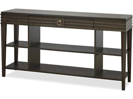 Universal Furniture California 63''L x 17''W Rectangular Hollywood Hills Console Table
