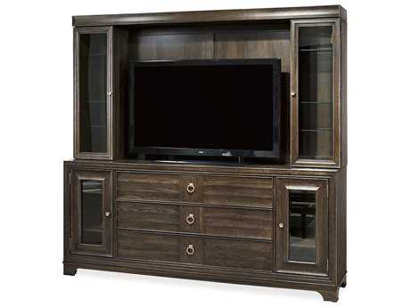 Universal Furniture California 90''L x 19''W Hollywood Hills Entertainment Wall System