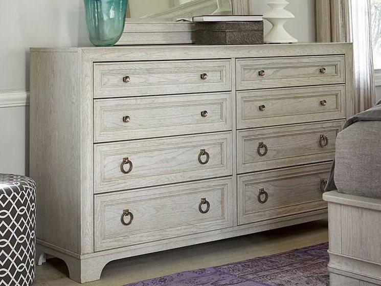 Universal Furniture California Malibu Panel Bed Bedroom