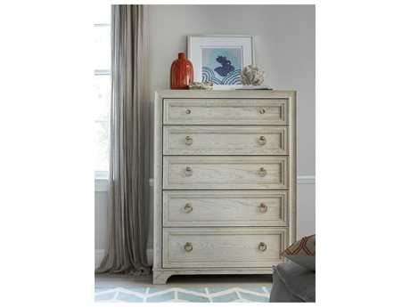 Universal Furniture California 43''L x 19''W Malibu Chest of Drawers