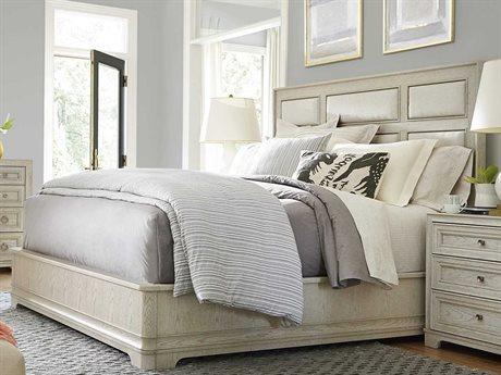 Universal Furniture California Malibu King Size Panel Bed