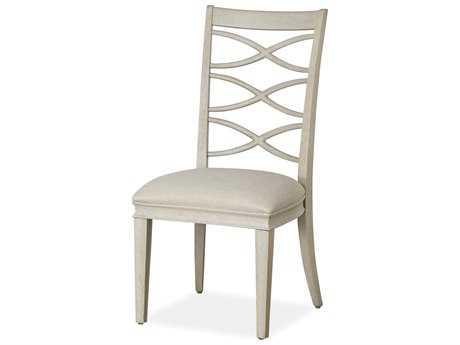 Universal Furniture California Malibu X-Back Dining Side Chair (Sold in 2)