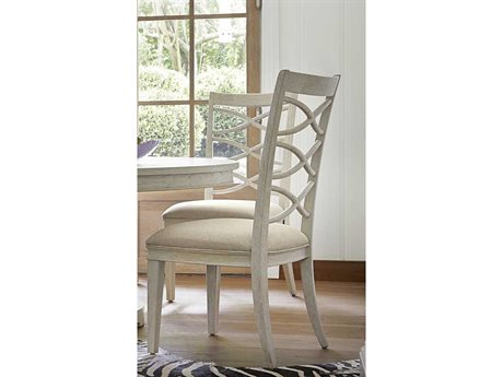 Universal Furniture California Malibu X-Back Dining Side Chair (Sold in 2)