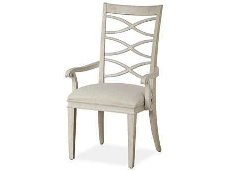 Universal Furniture California Malibu X-Back Dining Arm Chair (Sold in 2)