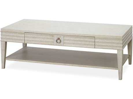 Universal Furniture California 57''L x 27''W Rectangular Malibu Cocktail Table