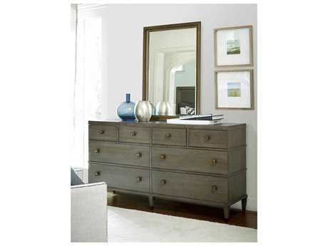 Universal Furniture Playlist Brown Eyed Girl Double Dresser & Mirror Set