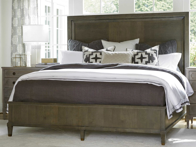 Universal Furniture Playlist Melody Brown Eyed Girl Panel Bed Bedroom Set Uf507310bset