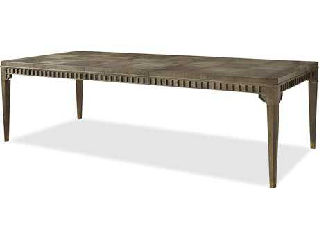 Universal Furniture Playlist 103''L x 45''W Rectangular Brown Eyed Girl Dining Table