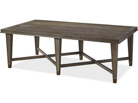 Universal Furniture Playlist 58''L x 32''W Rectangular Brown Eyed Girl Cocktail Table