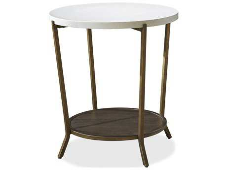 Universal Furniture Playlist 25'' Round Brown Eyed Girl End Table
