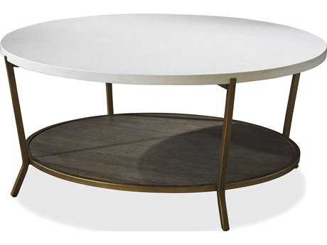 Universal Furniture Playlist 42'' Round Brown Eyed Girl Cocktail Table