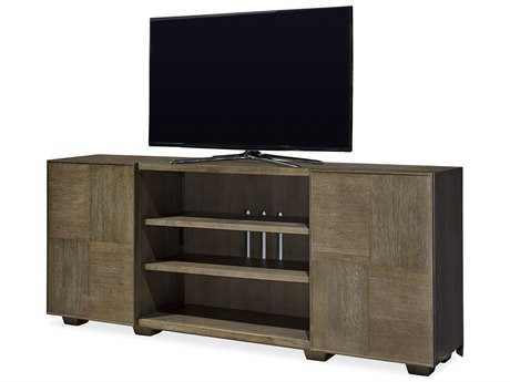 Universal Furniture Playlist 88''L x 20''W Brown Eyed Girl Stacking Media Chest