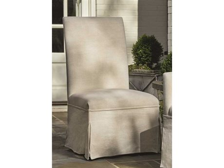 Universal Furniture Sojourn Summer White Dining Respite Side Chair (Sold in 2)